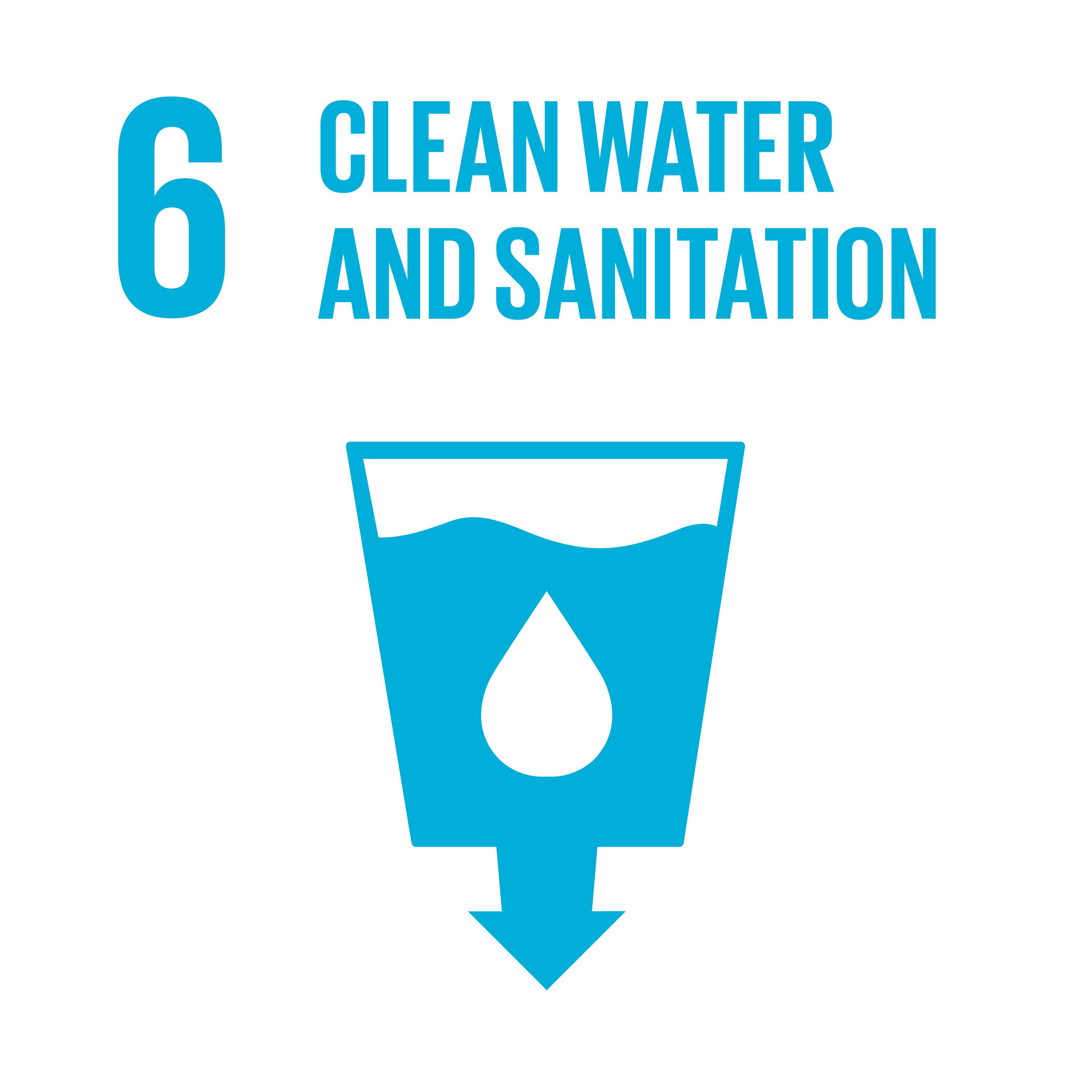 Image SDG 6; © UN