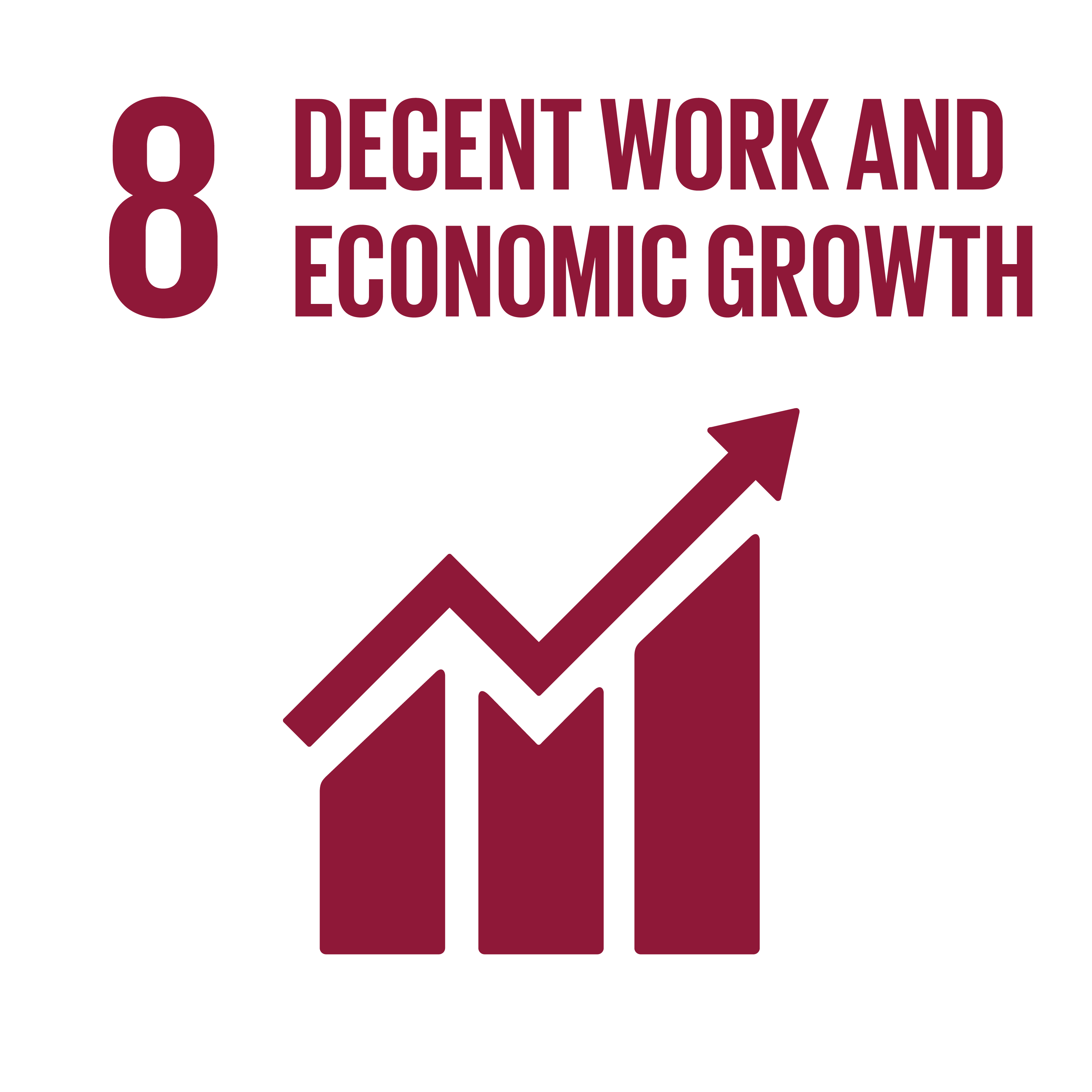 8 Decent Work And Economic Growth Eurostat