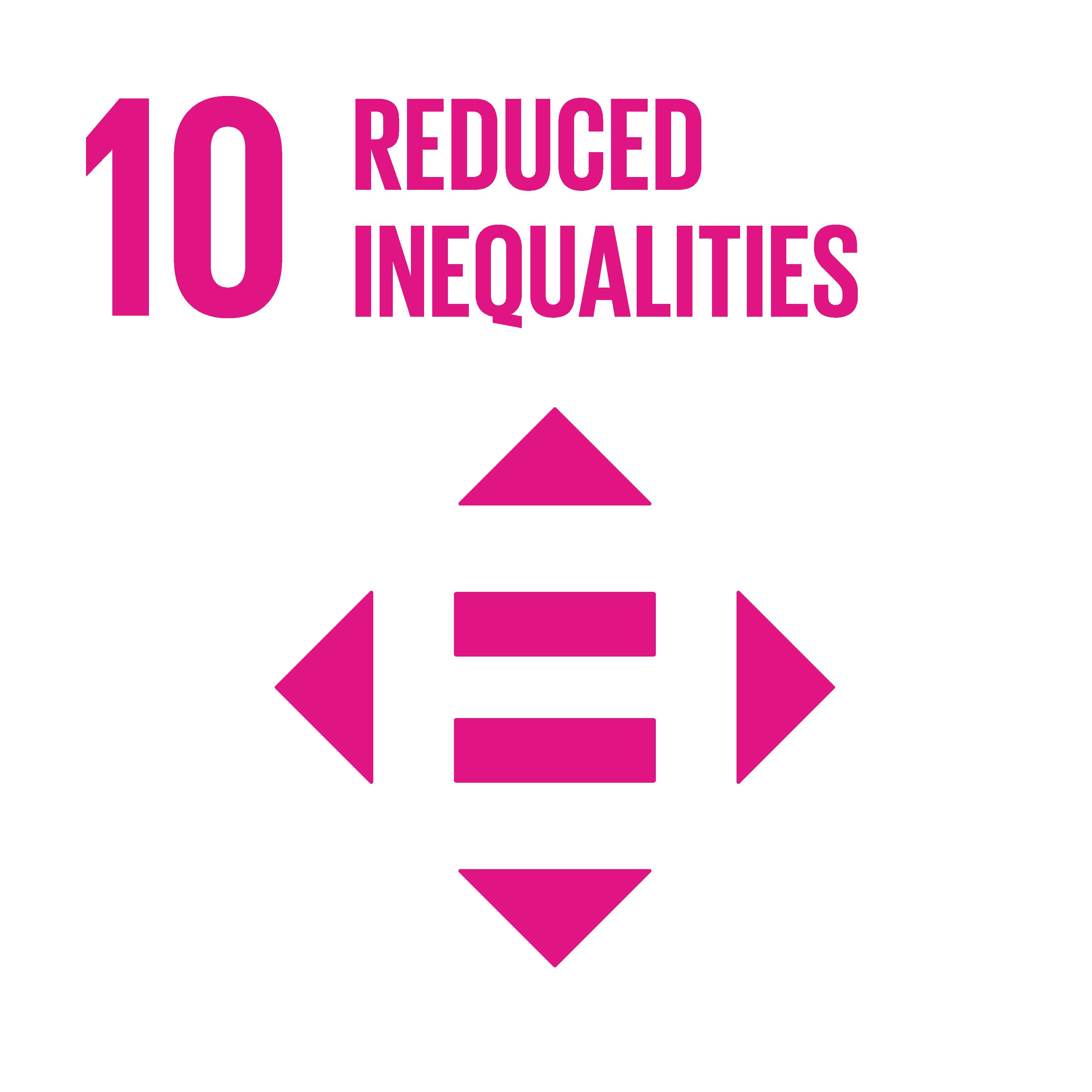 Image SDG 10; © UN