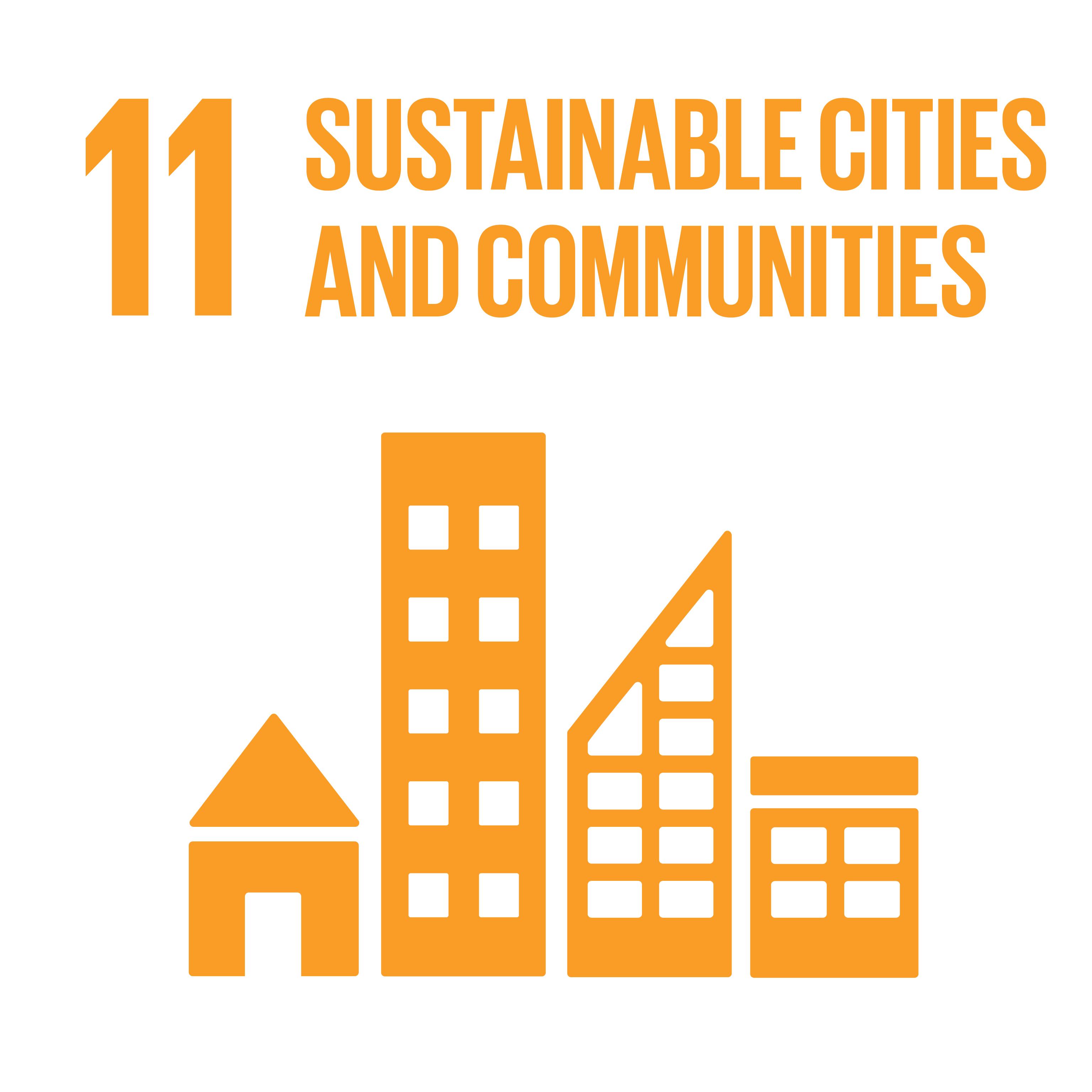 Image SDG 11; © UN
