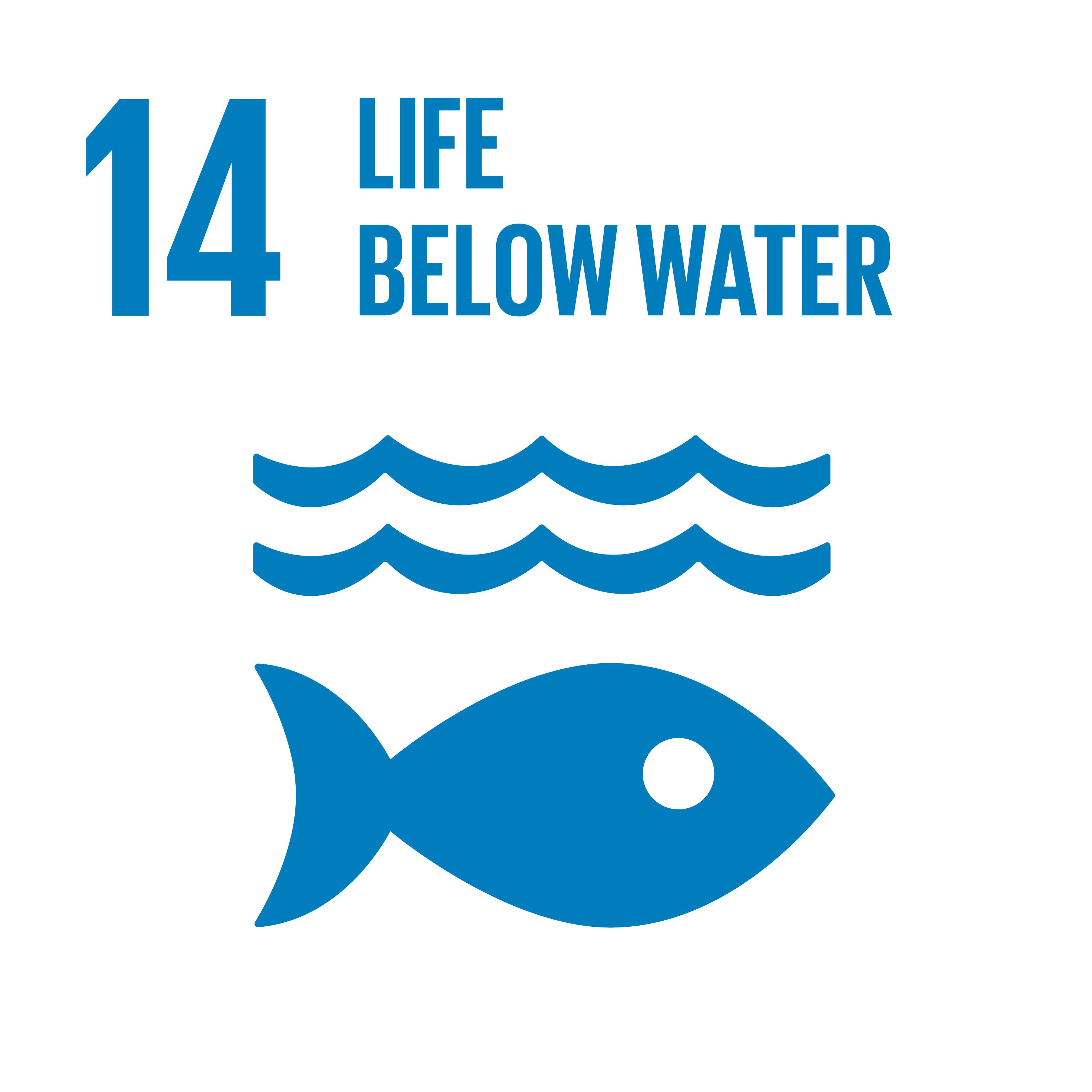 Image SDG 14; © UN