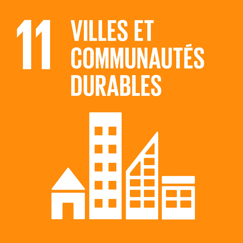 Objectif 11: Villes et communautés durables © Nations unies