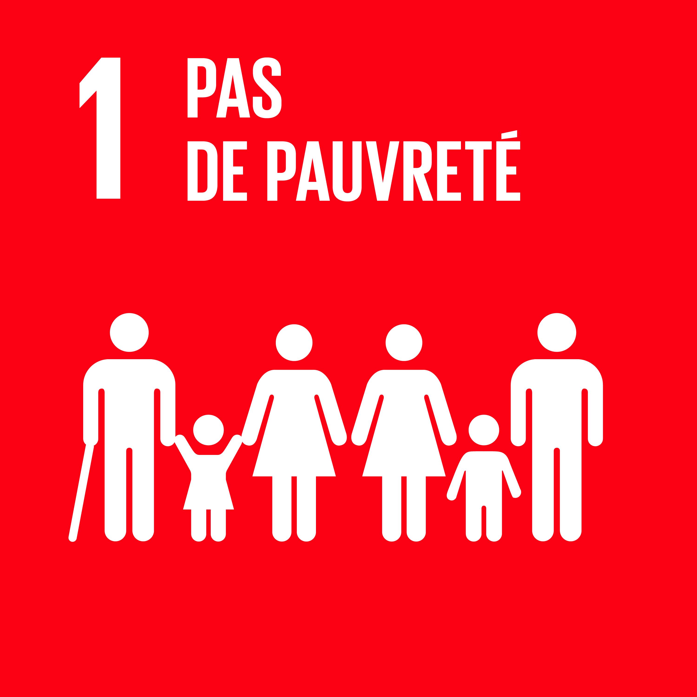 Objectif 1: Pas de pauvreté © Nations unies