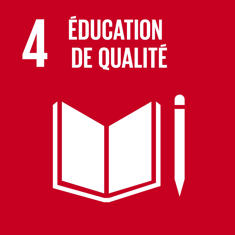 Objectif 4: Éducation de qualité © Nations unies