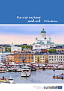 Cover Image Eurostat regional yearbook 2019