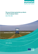 The use of plant protection products in the European Union