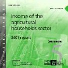 Income of agricultural households sector - 2001 report (CD-ROM)