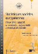 European social statistics - Income, poverty and social exclusion: 2nd report - Data 1994-1997 (PDF)