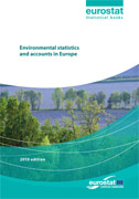 Cover Image Environmental statistics and accounts in Europe