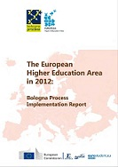 The European higher education area in 2012: Bologna process – Implementation report