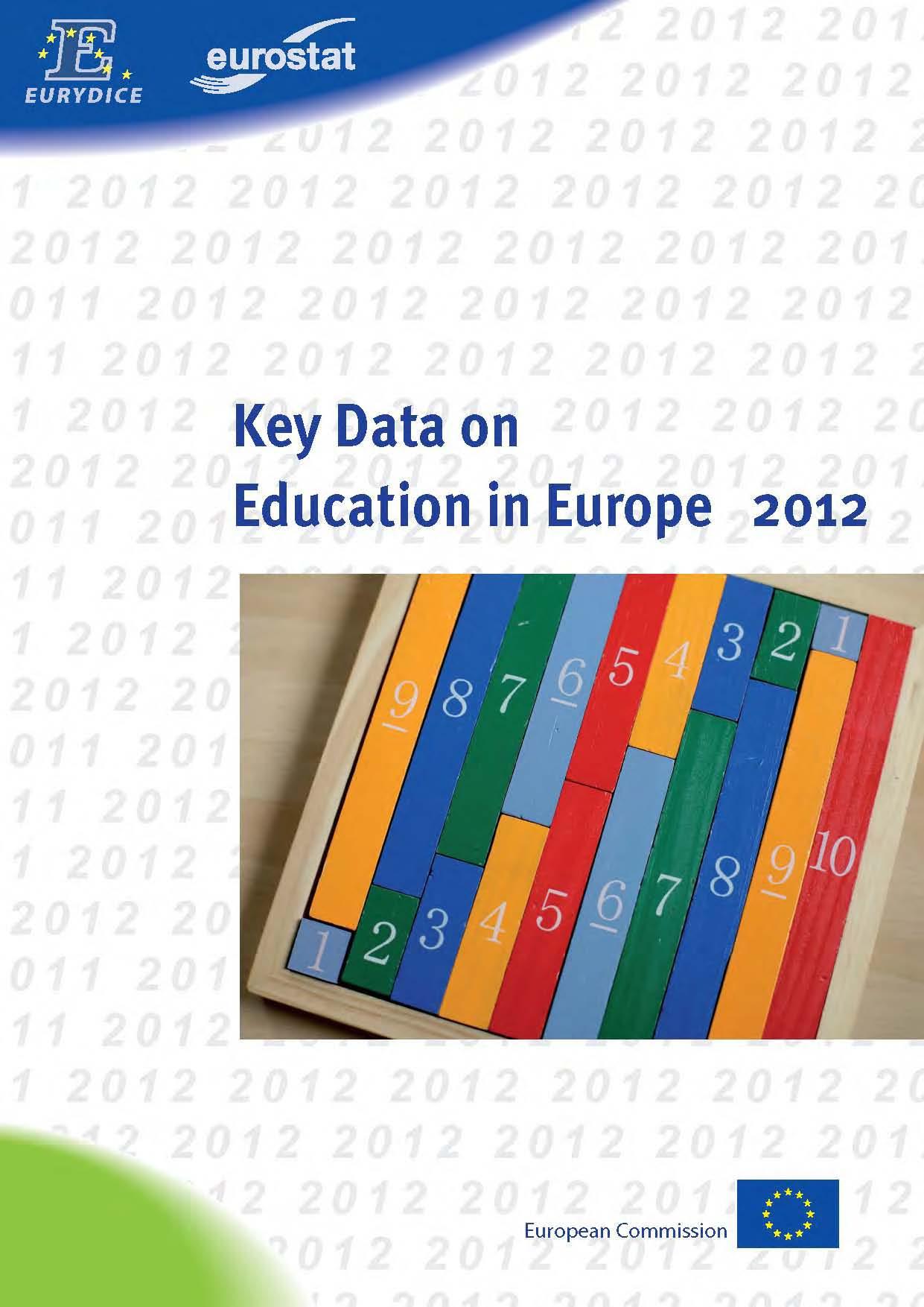 Key data on education in Europe 2012