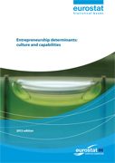 Cover Image Entrepreneurship determinants: culture and capabilities
