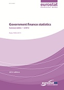 Government finance statistics — Summary tables — 2/2012 — Data 1996-2011 — 2012 edition