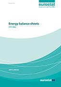 Energy balance sheets - 2013 data - 2015 edition