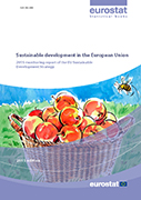 Cover Image Sustainable development in the European Union — 2015 monitoring report of the EU Sustainable Development Strategy