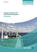 Cover Image Energy, transport and environment indicators — 2015 edition