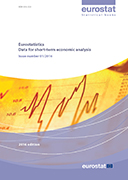 Eurostatistics — Data for short-term economic analysis — Issue number 1/2016
