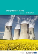Energy balance sheets — 2014 data — 2016 edition