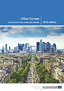 Cover Image Urban Europe — Statistics on cities, towns and suburbs