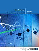 Eurostatistics - Data for short-term economic analysis — Issue No 11/2016