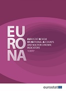 EURONA — Eurostat Review on National Accounts and Macroeconomic Indicators — Issue No 1/2017