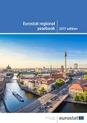Cover Image Eurostat regional yearbook 2017