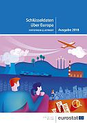Schlüsseldaten über Europa — Statistiken illustriert — 2018 Ausgabe (re-edition)