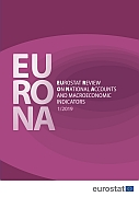EURONA — Eurostat Review on National Accounts and Macroeconomic Indicators — Issue No 1/2019