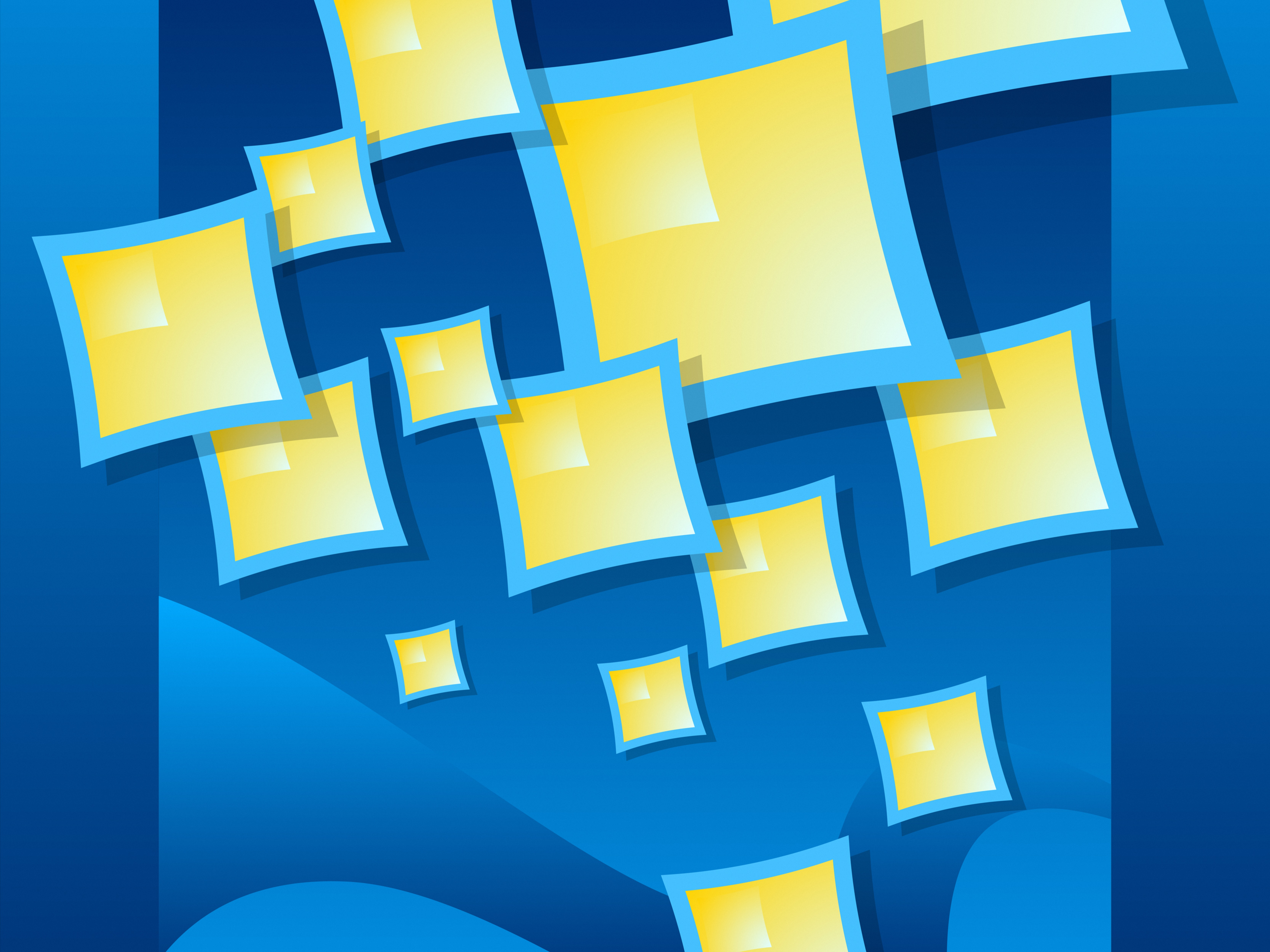 Icon illustrating European Union in abstract van Gogh style  © Daemys  / Shutterstock.com