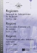 Cover Image Regions - Nomenclature of territorial units for statistics - NUTS (PDF) (Part 1)