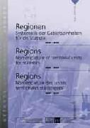 Cover Image Regions - Nomenclature of territorial units for statistics - NUTS - 2003/EU25