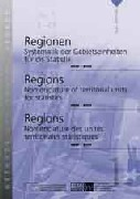 Cover Image Regions - Nomenclature of territorial units for statistics - NUTS - 2003/EU25