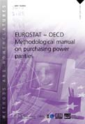 Eurostat-OECD Methodological manual on purchasing power parities