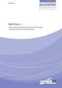 NACE Rev. 2 - Aufstellung der statistischen Systematik der Wirtschaftszweige