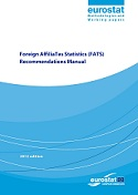 Cover Image Foreign AffiliaTes Statistics (FATS) Recommendations Manual