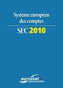 Couverture Système européen des comptes - SEC 2010