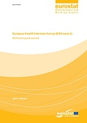 European Health Interview Survey (EHIS wave 2) - Methodological manual - 2013 edition