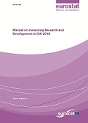 Manual on measuring Research and Development in ESA 2010