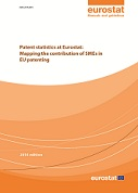 Patent statistics at Eurostat: Mapping the contribution of SMEs in EU patenting - 2014 edition