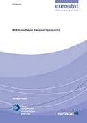 The ESS handbook for quality reports - 2014 edition