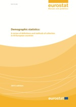 Demographic statistics: a review of definitions and methods of collection in 44 European countries