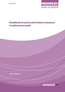 Handbook on prices and volumes measures in national accounts
