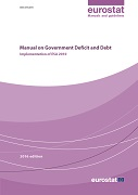 Manual on Government Deficit and Debt – Implementation of ESA 2010 – 2016 edition
