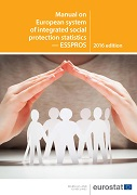 Cover Image European system of integrated social protection statistics — ESSPROS