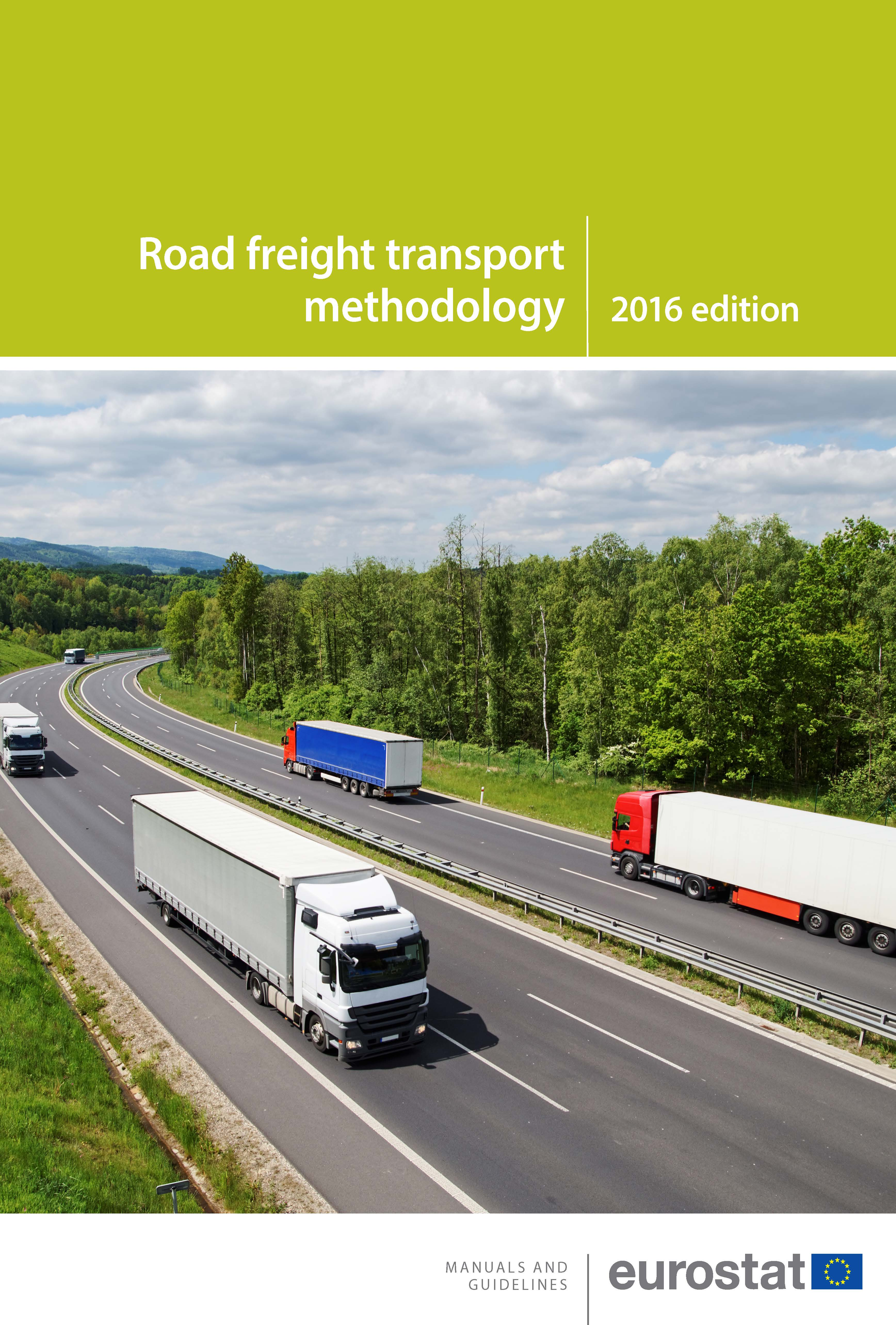 Road freight transport methodology — 2016 edition (Revised edition, August 2017)