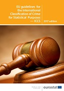 EU guidelines for the International Classification of Crime for Statistical Purposes — 2017 edition