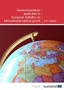 Geonomenclature applicable to European statistics on international trade in goods — 2017 edition