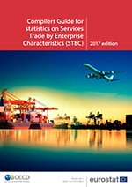 Cover Image Compilers Guide for statistics on Services Trade by Enterprise Characteristics (STEC)