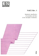 NACE Rev. 1 - Statistical classification of economic activities in the European Community