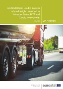 Methodologies used in road freight transport in Member States, EFTA and Candidate countries — Revised — 2017 edition